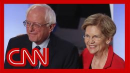 CNN poll: Sanders and Warren lead in New Hampshire 2