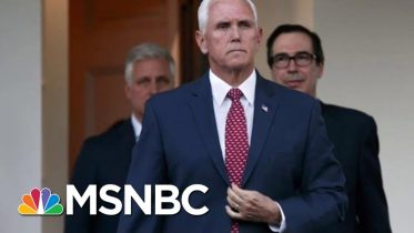 Pence Has No Objection To Releasing Transcript Of His Call With Ukraine President | Deadline | MSNBC 6