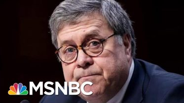 Facing Impeachment, Trump Leans On AG Bill Barr Like A Criminal Defense Attorney | MSNBC 6