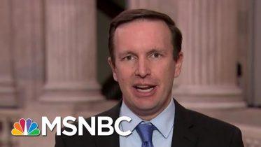 Senator Chris Murphy On Lt. Col. Vindman's Testimony | All In | MSNBC 6