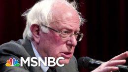 Bernie Sanders, Elizabeth Warren Battle For Top Spot In NH Polling | Morning Joe | MSNBC 1