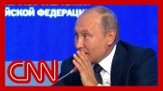 Watch Vladimir Putin troll US on live TV 2
