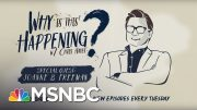 Politics And Violence with Joanne B. Freeman | Why Is This Happening? - Ep 34 | MSNBC 3