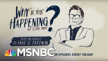 Politics And Violence with Joanne B. Freeman | Why Is This Happening? - Ep 34 | MSNBC 6