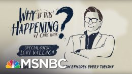 Trade Wars with Lori Wallach | Why Is This Happening? - Ep 38 | MSNBC 9