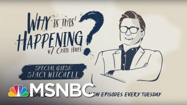 Amazon's Wish List with Stacy Mitchell | Why Is This Happening? - Ep 39 | MSNBC 6