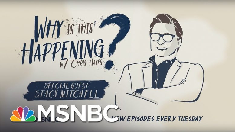 Amazon's Wish List with Stacy Mitchell | Why Is This Happening? - Ep 39 | MSNBC 1
