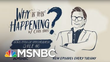 BONUS: The Census Decision with Dale Ho   Why Is This Happening? - Ep 40   MSNBC 6