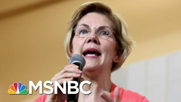 How WeWork Founder's Payout Is Proving Elizabeth Warren's Point   Velshi & Ruhle   MSNBC 10