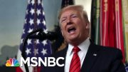 More Depositions On Deck As Democrats Push Forward With Impeachment | Velshi & Ruhle | MSNBC 3