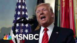 More Depositions On Deck As Democrats Push Forward With Impeachment | Velshi & Ruhle | MSNBC 6