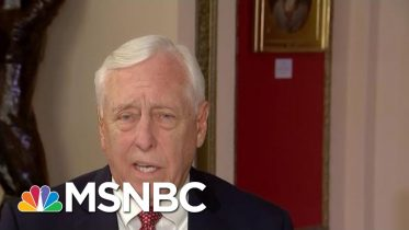 Hoyer: 'We Don't Need' An Impeachment Resolution 'Vote Tomorrow' | MTP Daily | MSNBC 6