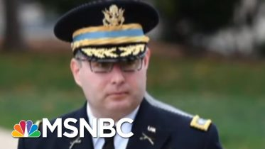 Trump's Own WH Staffer Alleges Ukraine Cover Up In Impeachment Probe | MSNBC 6