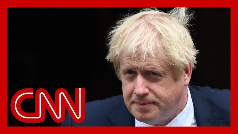 Boris Johnson floats Irish backstop alternative in Brexit plan 1