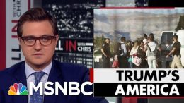Record Detentions Of Migrant Children At Border | All In | MSNBC 5