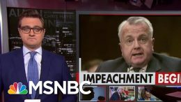 Chris Hayes: President Donald Trump Said His Call Was 'Perfect' -- But He's Lying. | All In | MSNBC 6