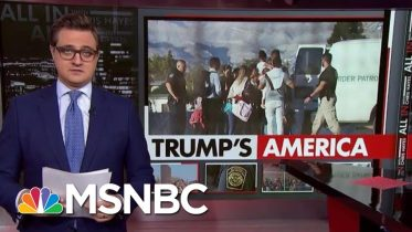 Trump Searching For 5th DHS Chief | All In | MSNBC 10
