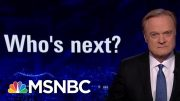 Intel Member: There's 'Parade Of Patriots' Testifying To Impeachment Inquiry | The Last Word | MSNBC 4