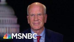 Sondland's Truthfulness Under Scrutiny As Witnesses Contradict His Testimony | The Last Word | MSNBC 1