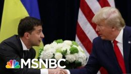 Joe: Why Is GOP Trying To Track Down Whistleblower Identity? | Morning Joe | MSNBC 7