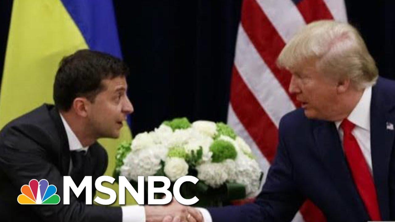 Joe: Why Is GOP Trying To Track Down Whistleblower Identity?   Morning Joe   MSNBC 4