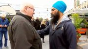 Jagmeet Singh responds to man's comment to cut turban off 4