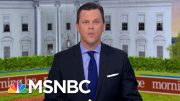 This Is A Historic Reading. | Morning Joe | MSNBC 4