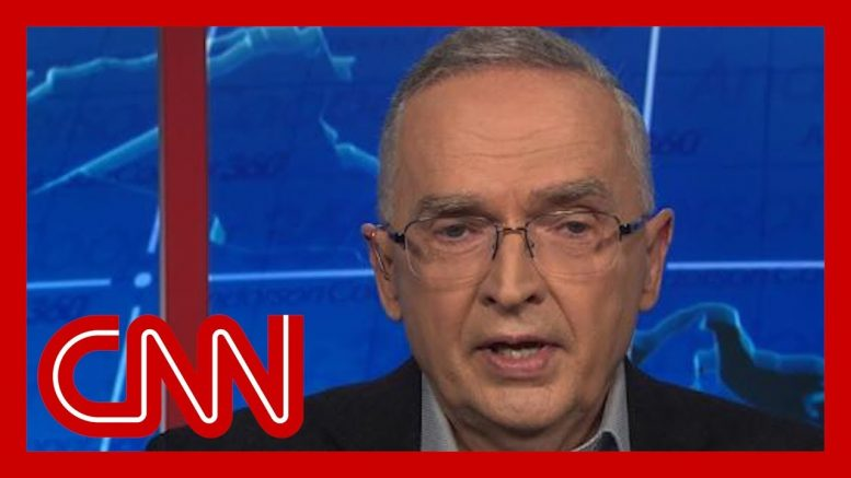 Ralph Peters: Trump must keep 'throne' to avoid prison 1