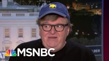Michael Moore: Dems Winning On Impeachment: Because It Is 'Morally Right' | MSNBC 6