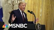 Trump: 'It's A Scandal' If Schiff Knew Early Details Of Whistleblower Report | MSNBC 4