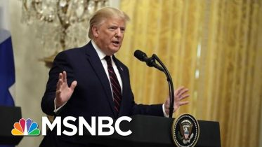 Trump: 'It's A Scandal' If Schiff Knew Early Details Of Whistleblower Report | MSNBC 5