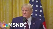 Fmr. CIA Director: 'I Saw A Travesty' | Deadline | MSNBC 4