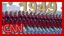 China shows off military in anniversary parade 7