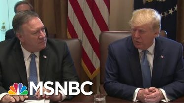 """Trump Ukraine Call Rings """"Alarm Bells"""" With Evidence Of Cover Up 