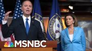 Trump Falsely Claims That Adam Schiff Helped Write Whistleblower Complaint | The 11th Hour | MSNBC 2