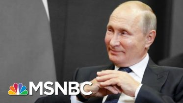 Trolling Putin Jokes About Russia Interfering In 2020 Election | The 11th Hour | MSNBC 1
