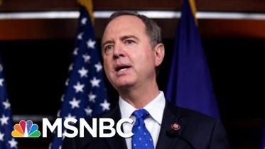 President Donald Trump, GOP Accuse Schiff Of Orchestrating Complaint | Morning Joe | MSNBC 6