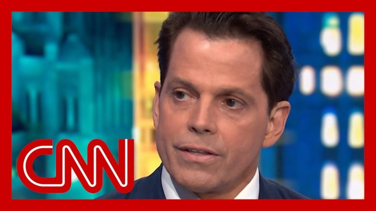 Scaramucci slams GOP: James Madison is rolling in his grave 1