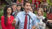 Trudeau accused of climate hypocrisy for using two campaign planes 5