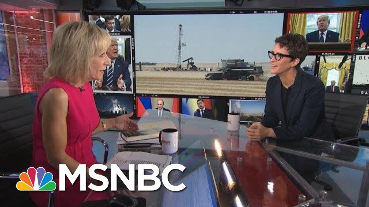Maddow: Why Russia's Economy Can Help Explain Putin Election Interference   Andrea Mitchell   MSNBC 1
