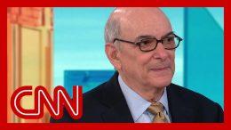 Former Watergate prosecutor reveals new case whistleblower 1