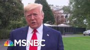 Trump Asks Foreign Governments To Investigate Political Opponents | Deadline | MSNBC 4