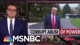 Chris Hayes: Trump Now Openly Soliciting Foreign Interference | All In | MSNBC 8