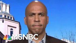 Cory Booker On Impeachment: 'It's Just The Beginning' | Hardball | MSNBC 6