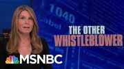 IRS Whistleblower: Political Taint In Trump Or Mike Pence Audits: WaPo | Rachel Maddow | MSNBC 2
