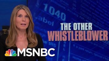 IRS Whistleblower: Political Taint In Trump Or Mike Pence Audits: WaPo | Rachel Maddow | MSNBC 10