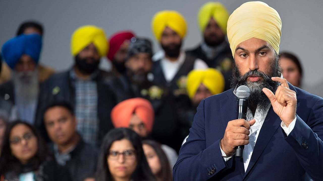Singh discusses Kashmir: 'I denounce what India is doing' 1