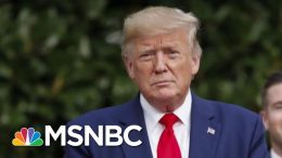 Trump Claims 'Absolute Right' In Asking Foreign Help In Corruption | Morning Joe | MSNBC 9