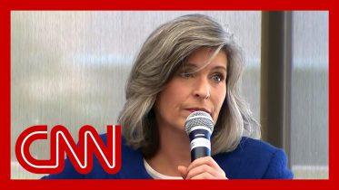 Voter confronts GOP senator: Where's the line? 6
