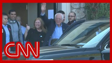 Doctors say Bernie Sanders had a heart attack 1